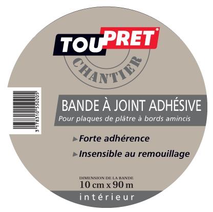 Enduit - Enduit de lissage bande a joint ...